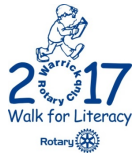Rotary Walk for Literacy